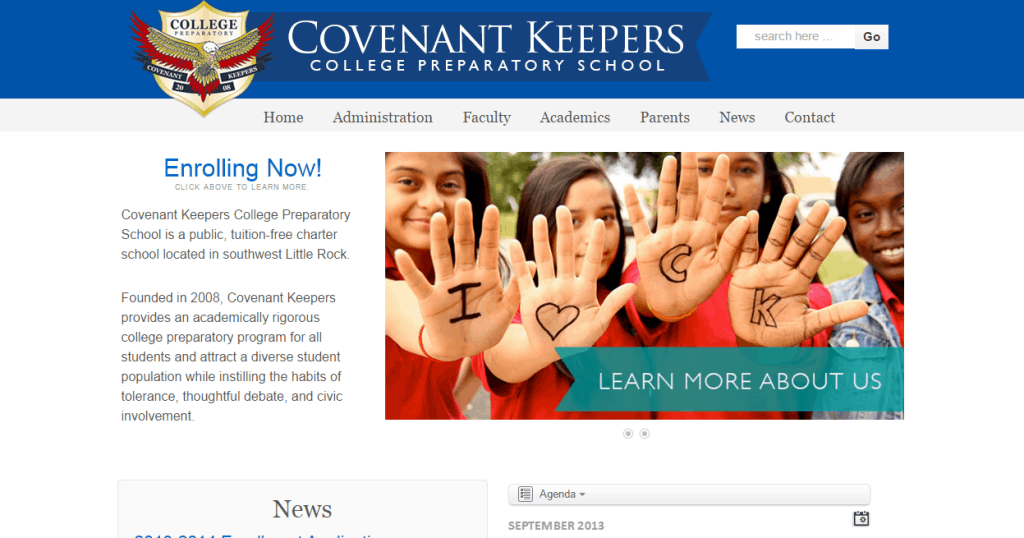 Covenant Keepers College Preparatory School