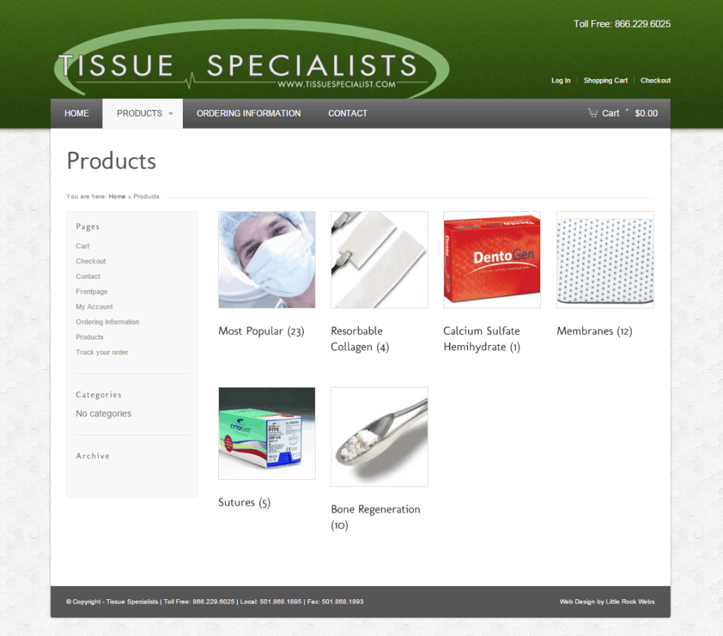 Tissue Specialists